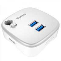 USB Хаб Baseus Notebook Expansion Dock ACBOOK1-0S (White)