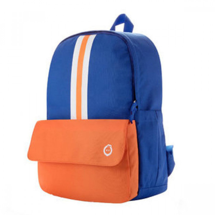 Детский рюкзак Xiaomi Small Looking Children's Backpack BIG Style Blue